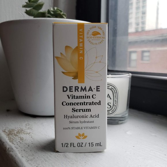 Derma E Vitamin C Concentrated Serum   NWOT
